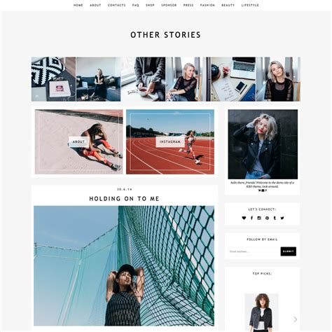 Blogger Templates For Stories | blogger template other stories blogger templates
