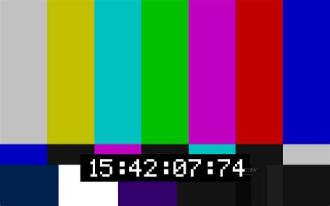 test pattern screensaver tv screen color bars www imgkid com the image kid has it