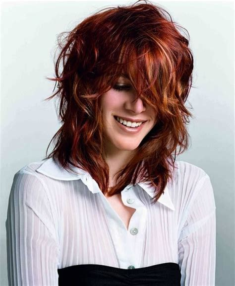 layered haircut vs one length top 10 layered hairstyles for shoulder length hair