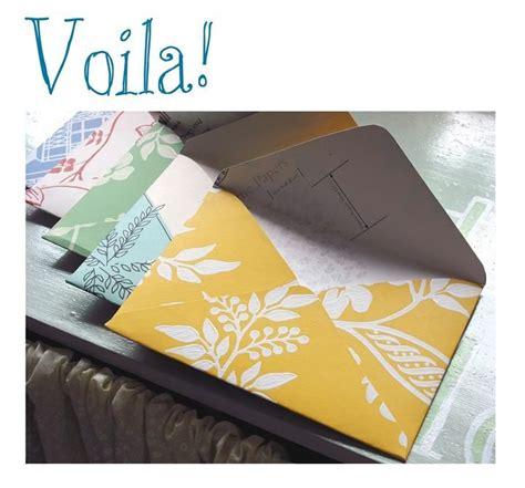 Handmade Paper Envelopes Designs - 25 best ideas about handmade envelopes on