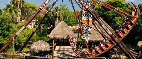 informatie pretpark port aventura in salou spanje