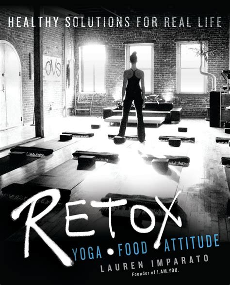 The Best Detox Is Retox by A Book Tour With Imparato Author Of Retox Chi