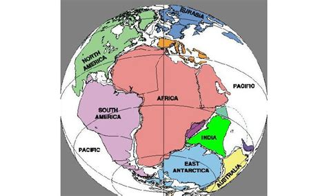 map world before apart continental drift pangaea the supercontinent newspaper