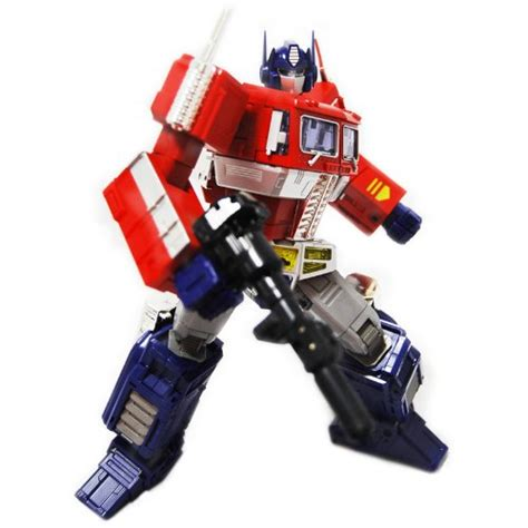 Takara Tomy Transformers Masterpiece Mp 8x Cybertron Commander King Gr transformers masterpiece mp 10 convoy optimus prime w trailer and pilot ebay
