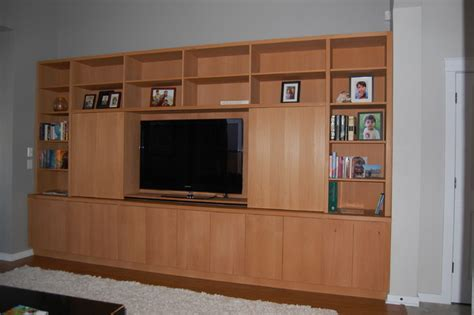 built in wall units for living rooms built in wall units modern living room austin by