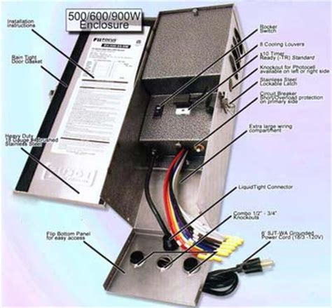 wiring transformer for low voltage lighting indoor residential lights commercial outdoor light