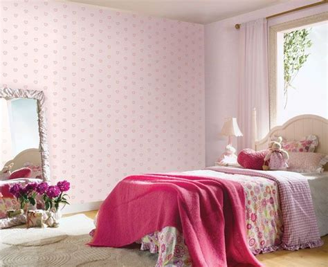 wallpaper for girls bedrooms cute quirky wallpaper for kids