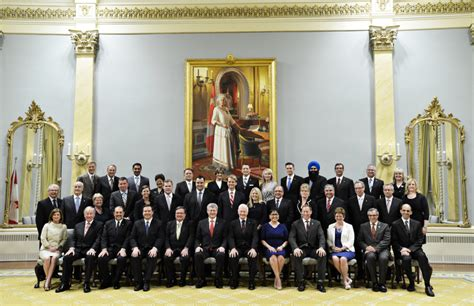 stephen harper s cabinet remains irrelevant to the future