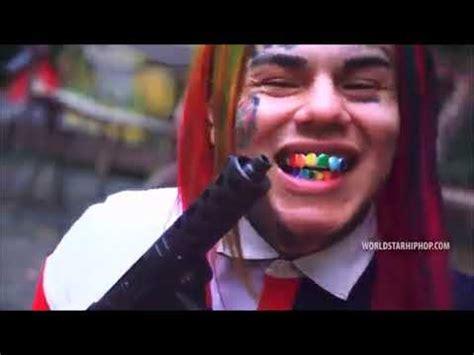 6ix9ine kooda but sped up every time we see rainbow