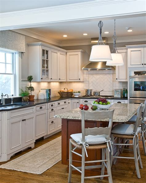 Swscott Home Traditional Kitchen Boston By Boston Kitchen Designs