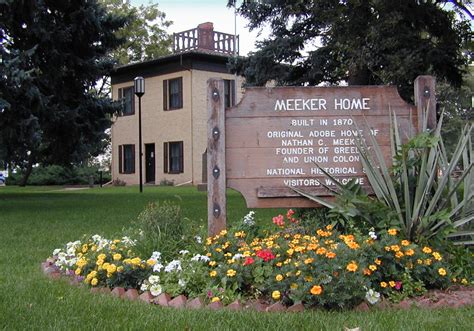 meeker home museum greeley museums