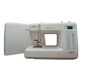 Harga Mesin Jahit Janome Suv1122 harga jual mesin jahit termurah dan terbaru di jakarta