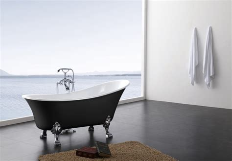 acryl badewanne kaufen freistehende badewanne acryl bs 830 schwarz