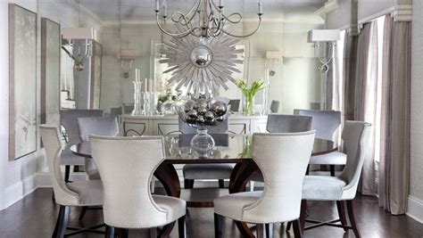 Modern Dinning Room Set Luxury Rectangle Glass Mirrored Dining Igf Usa 1000 Images About Dining Room On Custom Wall