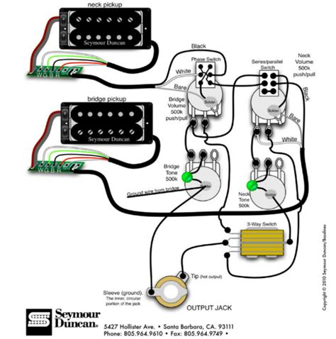 jimmy page wiring diagram seymour duncan circuit and