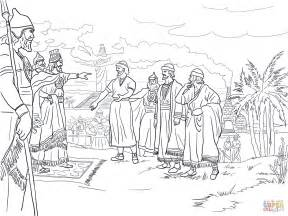 shadrach meshach and abednego coloring page 301 moved permanently