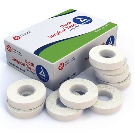 cloth surgical tape 1 2 quot