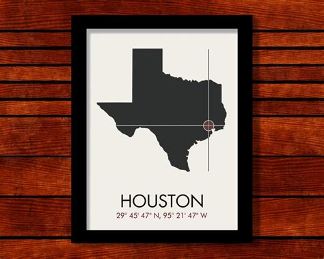 houston latitude map 1000 images about wall on homes