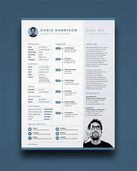 Where Can I Find Free Resume Templates by Great Resume Templates Free Templateswe Dig Out Some Of