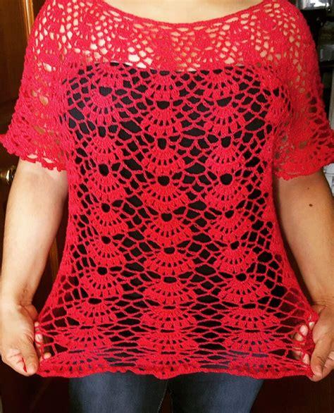 blusa en crochet ganchillo de abanicos parte 1 blusa en crochet ganchillo de abanicos parte 2 youtube