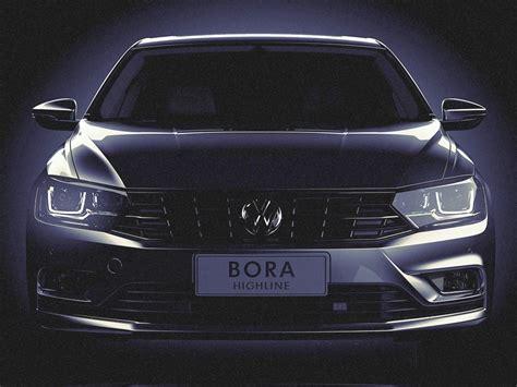 volkswagen bora 2016 2016 vw bora teased goes on sale in april china