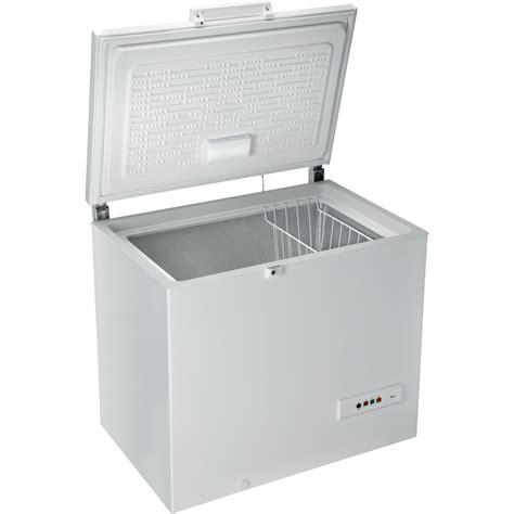 Freezer Frozen Hotpoint Cs1a 250 H Freezer White Hotpoint Uk