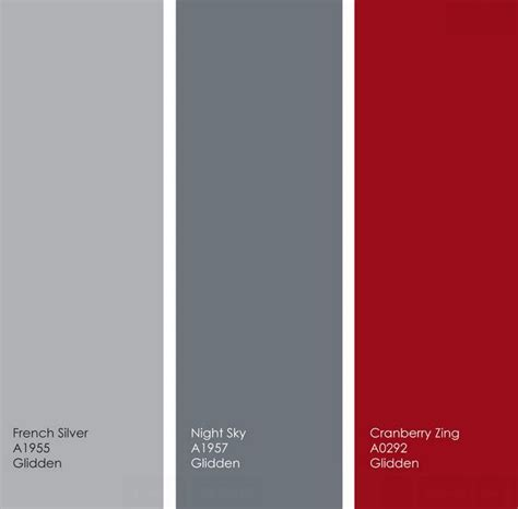 colors that goes with grey best 25 red paint colors ideas on pinterest red paint