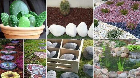 decoracion de jardin con piedras 16 hermosas ideas para decorar tu jard 237 n con piedras upsocl