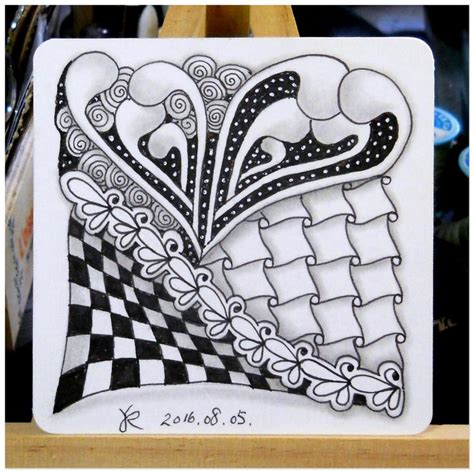 zentangle pattern cadent 24 best zentangle cadent images on pinterest zen tangles