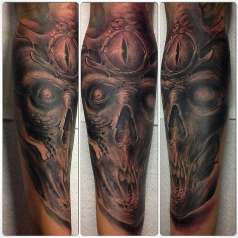 third eye tattoo kel 20 beyond ordinary third eye skull tattoos tattoodo