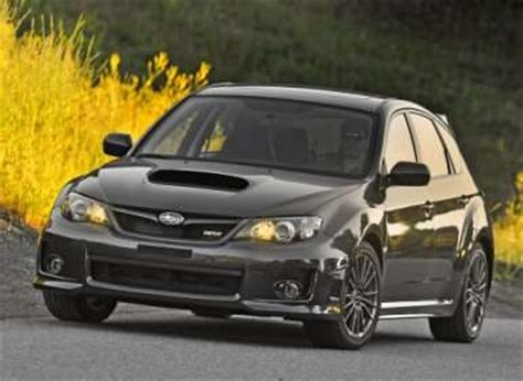 2012 subaru wrx hatchback road test and review | autobytel.com