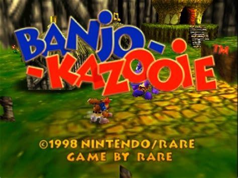 emuparadise banjo kazooie banjo kazooie europe en fr de rom