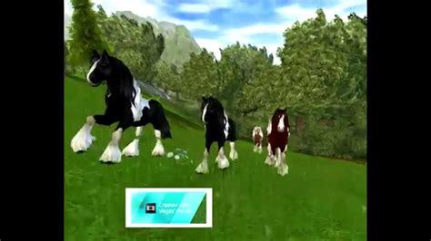 tinker horse star stable star stable online tinker horse youtube