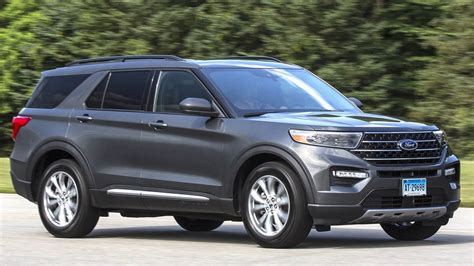 ford usa explorer 2020 2020 ford explorer drives nicely but has many flaws