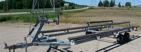used pontoon boat trailers for sale ontario used pontoon boats ontario ocp boats ingersoll ontario