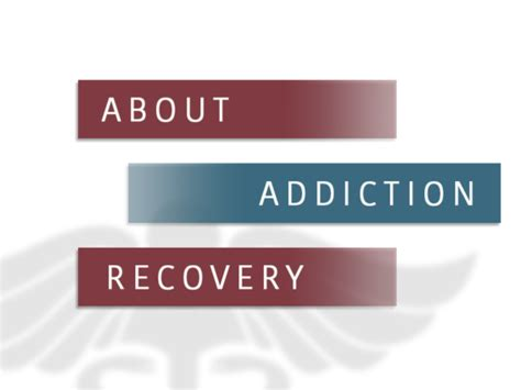 Treatment Detox Cravings Recovery by Addiction Recovery Substance Abuse And Addiction Treatment