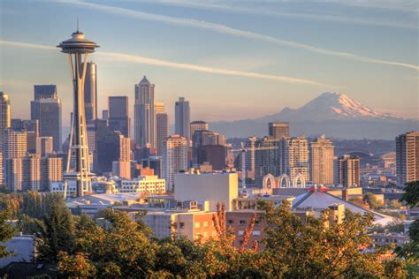 Of Seattle Travel Itinerary Three Days In Seattle Travefy
