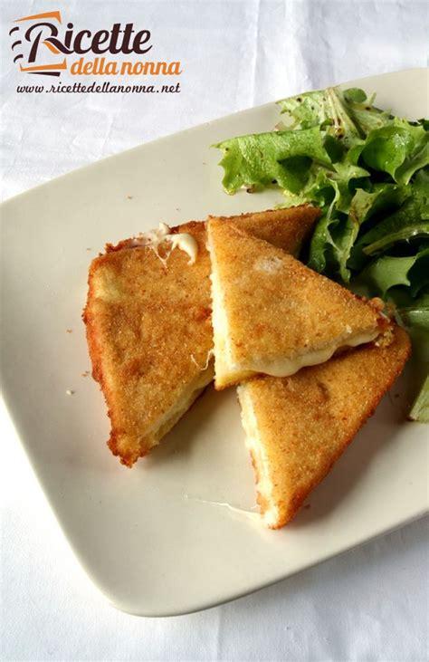 mozzarella in carrozza ricetta napoletana 343 migliori immagini ricette napoletane su