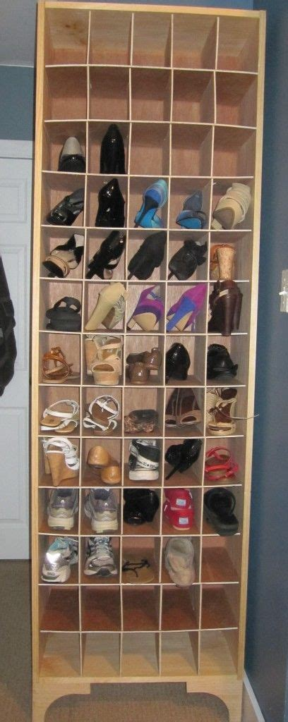 do it yourself shoe storage an ultimate shoe organizer to keep all those shoes