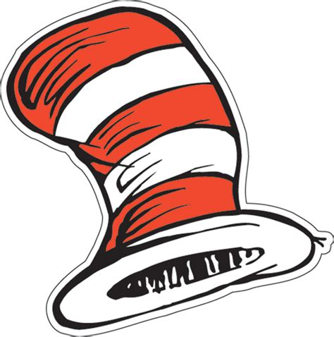 cat in the hat the cat in the hat hats paper cut outs eureka school
