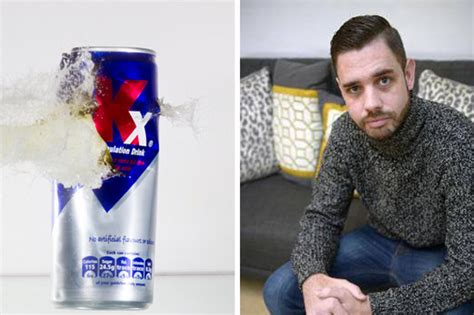 energy drink attack energy drink addict martin bowling attack downed