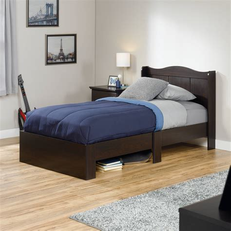 sauder twin bed sauder twin bed 28 images sauder beginnings collection