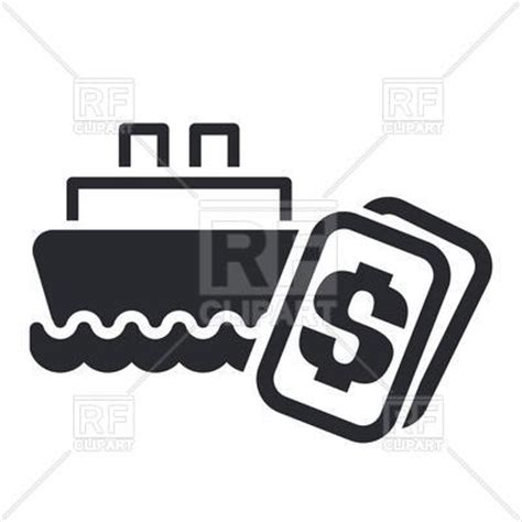 boat trip icon boat trip cost icon 16523 transportation download