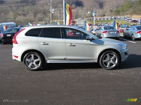 volvo xc60 white 2012 volvo xc60 t6 r design cosmic white metallic photo