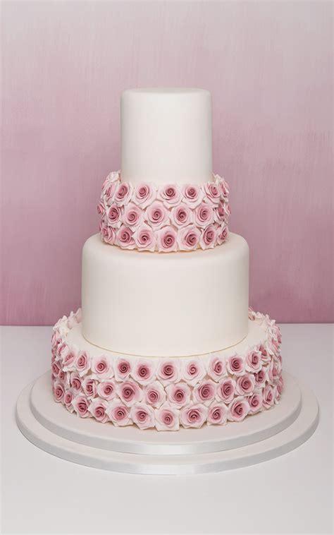 wedding cake flowers custom designed wedding cakes