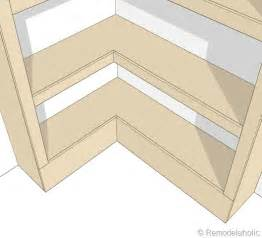 how to build corner bookshelves build your own corner bookshelves