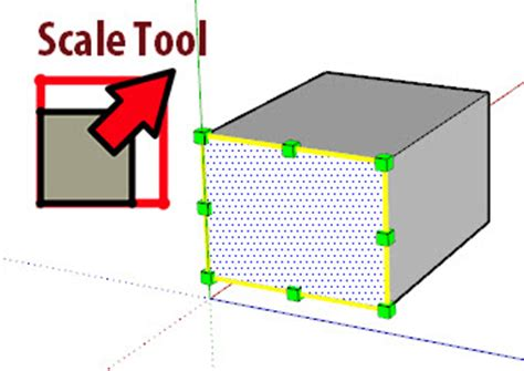 sketchup layout scale image 10 tricks for the move tool in sketchup mastersketchup com