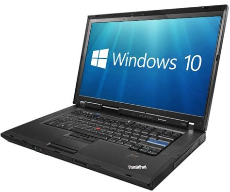 Lenovo R500 refurbished lenovo thinkpad r500 windows 10 laptop