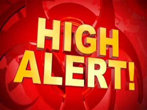alert usaf base on high alert after blm day of rage threats