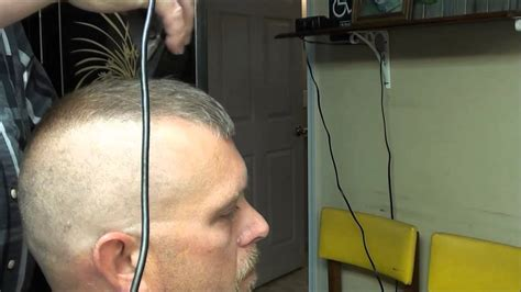 shaved recon haircut high tight fade cool easy cut youtube